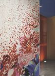 Roberto Cavalli Home Wallpaper Decoration Panel RC12072 Orchidea Rossa By Colemans